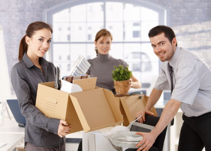 Office Movers Used For New Office - Wordsbynicolefroio